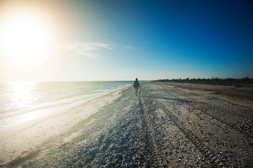 alone-beach-blue-sky-1060485